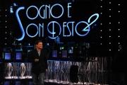 Foto/IPP/Gioia Botteghi 13/09/2014 Roma puntata di Sogno e son desto 2, nella foto: Massimo Ranieri