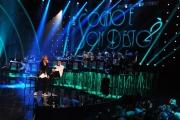 Foto/IPP/Gioia Botteghi 13/09/2014 Roma puntata di Sogno e son desto 2, nella foto: Massimo Ranieri e Gianna Nannini