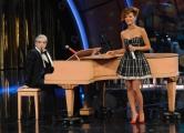 Foto/IPP/Gioia Botteghi 13/09/2014 Roma puntata di Sogno e son desto 2, nella foto: Simona Molinari e Morgan