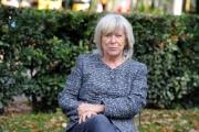 """Foto/IPP/Gioia Botteghi 15/01/2014 Roma Margarethe Von Trotta presenta il suo nuovo film """"HANNAH ARENDT"""""""