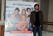 Foto/IPP/Gioia Botteghi 24/01/2014 Roma  presentazione della fiction rai Braccialetti rossi, nella foto : Ignazio Oliva