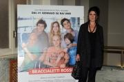 Foto/IPP/Gioia Botteghi 24/01/2014 Roma  presentazione della fiction rai Braccialetti rossi, nella foto : Francesca Valtorta