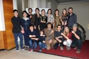 Foto/IPP/Gioia Botteghi 24/01/2014 Roma  presentazione della fiction rai Braccialetti rossi, nella foto : il cast