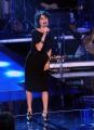 Foto/IPP/Gioia Botteghi 01/02/2014 Roma  Prima puntata di Ti lascio una canzone, nella foto: Giorgia