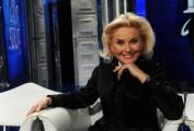 Foto/IPP/Gioia Botteghi 04/02/2014 Roma  puntata di porta a porta sui 60 anni della televisione, nella foto:  Gabriella Farinon