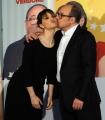 Foto/IPP/Gioia Botteghi 11/02/2014 Roma  presentazione del film SOTTO UNA BUONA STELLA, nella foto: Carlo Verdone e Paola Cortellesi