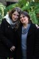 Foto/IPP/Gioia Botteghi 13/02/2014 Roma  presentazione del docu-fiction di rai tre Hotel 6 stelle, nella foto: Benedetta con la tutor Luisa