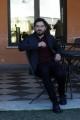 Foto/IPP/Gioia Botteghi 14/02/2014 Roma  presentazione della fiction Non è mai troppo tardi, nella foto Claudio Santamaria