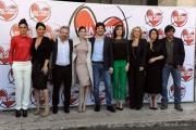 Foto/IPP/Gioia Botteghi 24/02/2014 Roma presentazione del film UNA DONNA PER AMICA, nella foto il regista Giovanni Veronesi con il cast