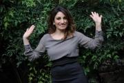 Foto/IPP/Gioia Botteghi 26/02/2014 Roma  presentazione della fiction di raiuno Il giudice meschino, nella foto Paola Lavini