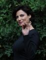 Foto/IPP/Gioia Botteghi 26/02/2014 Roma  presentazione della fiction di raiuno Il giudice meschino, nella foto Luisa Ranieri
