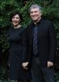 Foto/IPP/Gioia Botteghi 26/02/2014 Roma  presentazione della fiction di raiuno Il giudice meschino, nella foto Gioele Dix e Luisa Ranieri
