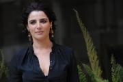 Foto/IPP/Gioia Botteghi 27/02/2014 Roma  presentazione del film Allacciate le cinture, nella foto: LUISA RANIERI