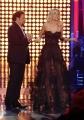 Foto/IPP/Gioia Botteghi 28/02/2014 Roma  prima puntata della trasmissione di rai uno il meglio d_Italia, nella foto Enrico Brignano e Liz Solari