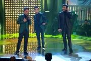 Foto/IPP/Gioia Botteghi 28/02/2014 Roma  prima puntata della trasmissione di rai uno il meglio d_Italia, nella foto i Volo
