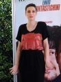 Foto/IPP/Gioia Botteghi 05/03/2014 Roma  Presentazione del film La mossa del pinguino, nella foto Francesca Inaudi