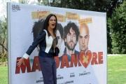 Foto/IPP/Gioia Botteghi 10/03/2014 Roma Presentazione del film Maldamore, nella foto Mariagrazia Cucinotta  ( produttori del film)