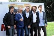Foto/IPP/Gioia Botteghi 10/03/2014 Roma Presentazione del film Maldamore, nella foto Cast maschile