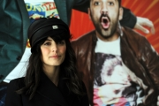 Foto/IPP/Gioia Botteghi 18/03/2014 Roma presentazione del film Amici come noi, nella foto:   Alessandra Mastronardi