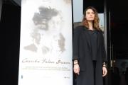 Foto/IPP/Gioia Botteghi 25/03/2014 Roma presentazione del corto CASERTA PALACE DREAM prodotto da Pasta Garofalo, nella foto: Kasia Smutniak