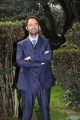 Foto/IPP/Gioia Botteghi 27/03/2014 Roma presentazione della serie tv purchè finisca bene, nella foto Neri Marcorè