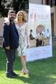 Foto/IPP/Gioia Botteghi 01/04/2014 Roma presentazione del film IL PRETORE, nella foto: Eliana Miglio con Francesco Pannofino