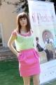 Foto/IPP/Gioia Botteghi 01/04/2014 Roma presentazione del film IL PRETORE, nella foto:   Sarah Maestri