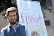 Foto/IPP/Gioia Botteghi 01/04/2014 Roma presentazione del film IL PRETORE, nella foto:   Mattia Zaccaro Garau