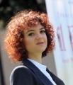 Foto/IPP/Gioia Botteghi 01/04/2014 Roma presentazione del film IL PRETORE, nella foto:  Valentina Violo