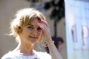 Foto/IPP/Gioia Botteghi 01/04/2014 Roma presentazione del film IL PRETORE, nella foto:   Donatella Bartoli
