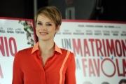 Foto/IPP/Gioia Botteghi 08/04/2014 Roma presentazione del film UN MATRIMONIO DA FAVOLA, nella foto:  Osvart  Andrea
