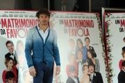 Foto/IPP/Gioia Botteghi 08/04/2014 Roma presentazione del film UN MATRIMONIO DA FAVOLA, nella foto:   Giorgio Pasotti