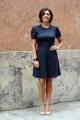 Foto/IPP/Gioia Botteghi 09/04/2014 Roma presentazione del film SONG' e NAPULE, nella foto: Serena Rossi