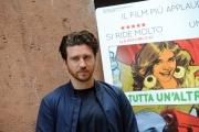 Foto/IPP/Gioia Botteghi 09/04/2014 Roma presentazione del film SONG' e NAPULE, nella foto: Alessandro Roja