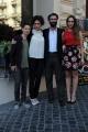 Foto/IPP/Gioia Botteghi 13/03/2014 Roma Presentazione del film Noi 4, nella foto: FABRIZIO GIFUNI, KSENIA RAPPOPORT, LUCREZIA GUIDONE, FRANCESCO BRACCI TESTASECCA