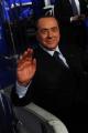 Foto/IPP/Gioia Botteghi 24/04/2014 Roma Berlusconi ospite di Porta a porta