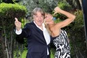 Foto/IPP/Gioia Botteghi 24/04/2014 Roma presentazione del programma di rai uno SI PUO' FARE, nella foto Marco Columbro e Maddalena Corvaglia