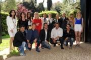 Foto/IPP/Gioia Botteghi 24/04/2014 Roma presentazione del programma di rai uno SI PUO' FARE, nella foto Carlo Conti e tutto il cast