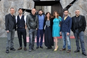 Foto/IPP/Gioia Botteghi 29/04/2014 Roma presentazione della serie tv sky GOMORRA