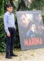 Foto/IPP/Gioia Botteghi 30/04/2014 Roma presentazione del film Marina, nella foto:   Cristian Campagna