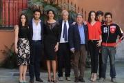 Foto/IPP/Gioia Botteghi 05/05/2014 Roma presentazione del film LA MOGLIE DEL SARTO, nella foto:il cast
