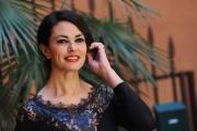 Foto/IPP/Gioia Botteghi 05/05/2014 Roma presentazione del film LA MOGLIE DEL SARTO, nella foto: Maria Grazia Cucinotta