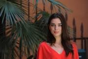 Foto/IPP/Gioia Botteghi 05/05/2014 Roma presentazione del film LA MOGLIE DEL SARTO, nella foto: Anna Prete