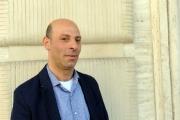 Foto/IPP/Gioia Botteghi 09/05/2014 Roma presentazione del film Pinuccio Lovero, nella foto nella foto lui stesso
