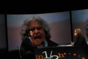 Foto/IPP/Gioia Botteghi 11/05/2014 Roma Alessandro Di Battista ospite di Lucia Annunziata