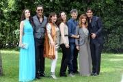 Foto/IPP/Gioia Botteghi 12/05/2014 Roma presentazione della fiction di canale 5 Furore , il vento della speranza. nella foto: il cast