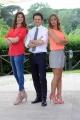 Foto/IPP/Gioia Botteghi 12/05/2014 Roma presentazione del palinsesto di rai uno per l'estate, uno mattina estate sarà condotto da Alessio Zucchini, Ingrid Muccitelli e Benedetta Rinaldi