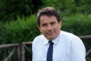 Foto/IPP/Gioia Botteghi 12/05/2014 Roma presentazione del palinsesto di rai uno per l'estate, Petrolio sarà condotto da  Duilio Giammaria