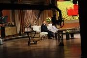 Foto/IPP/Gioia Botteghi 15/05/2014 Roma Berlusconi ospite di Anna La Rosa a Telecamere