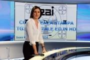 Foto/IPP/Gioia Botteghi   23/05/2014 Roma Bianca Berlinguer presenta il suo nuono tg3